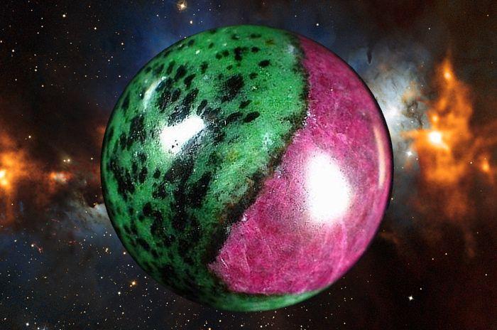 Камень цоизит для знаков зодиака