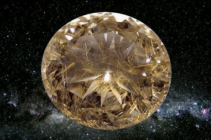Камень волосатик: магические свойства