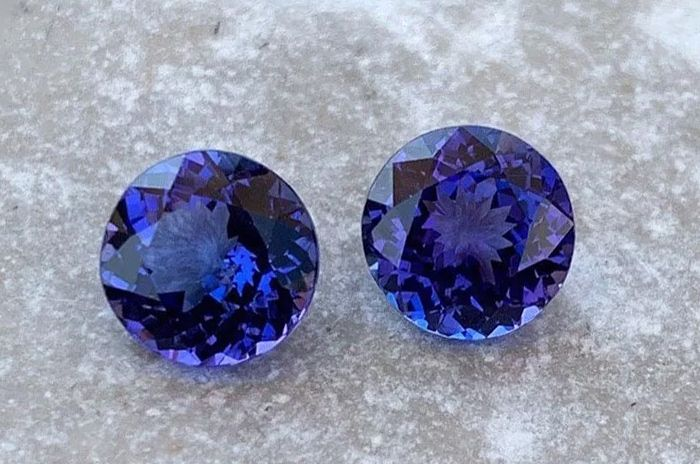 Свойства камня иолит, влияние на знаки зодиака