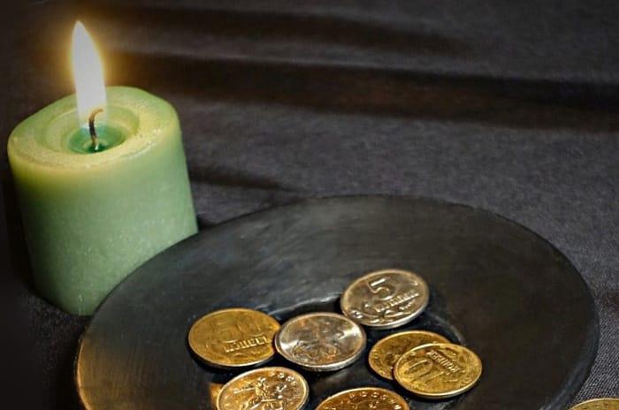 Монета как денежный амулет
